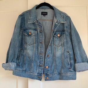 J crew jeans denim jacket